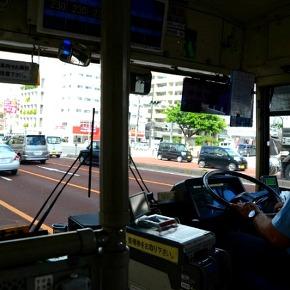 오키나와 버스노선 정보(시내버스)