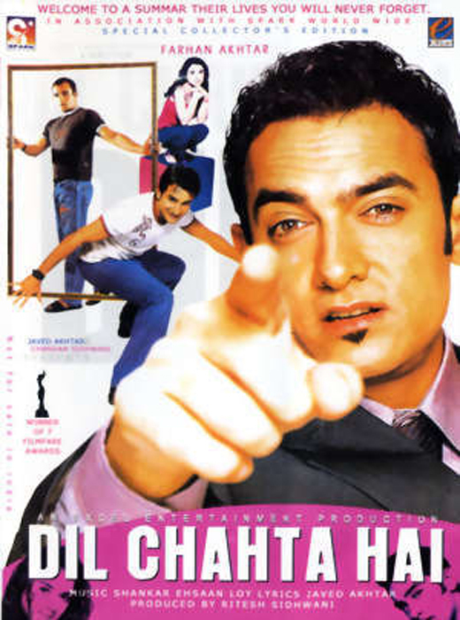Dil Chahta Hai / 2001 / Hindistan / Online Film �zle