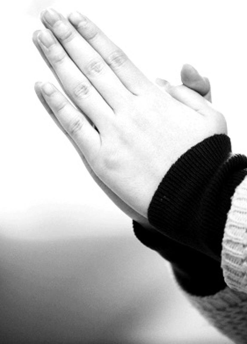 돌발성 난청 치유 기도문