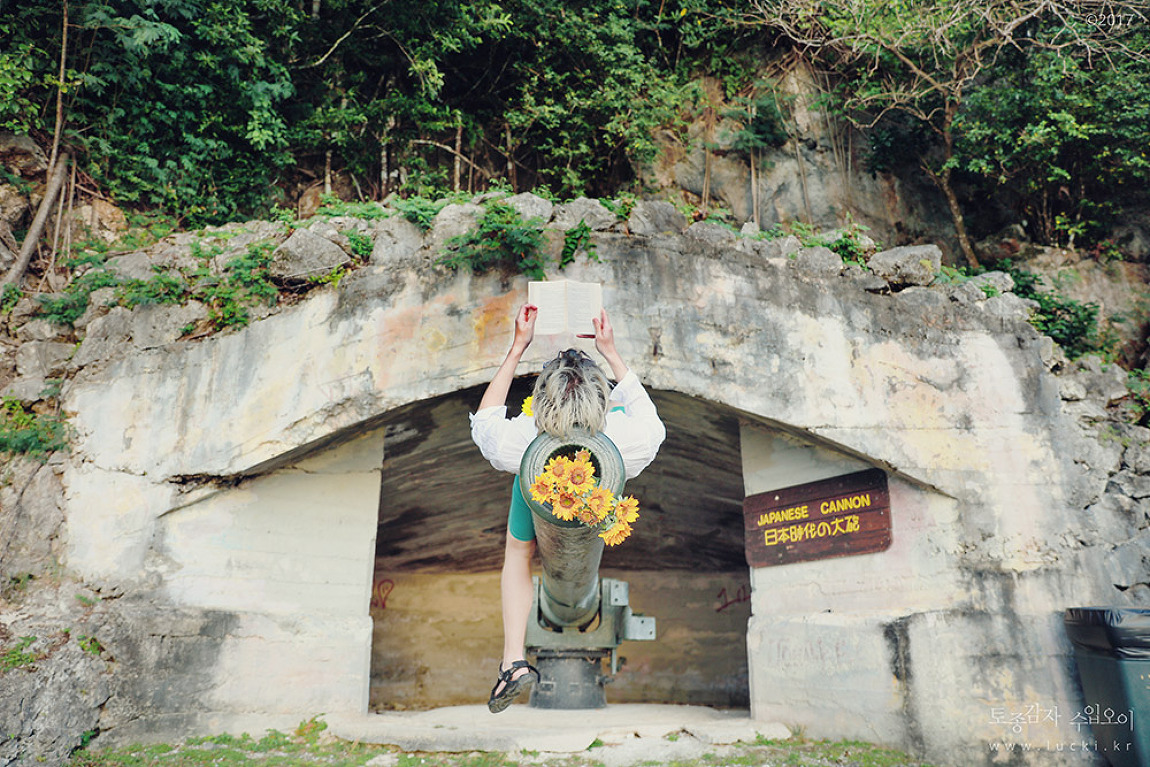 셀프스냅촬영 | 로타섬 여행코스 총정리 - 3박 이상 여행자 추천 코스