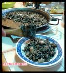 짜장밥 아니야, 남편이 만드는 스페인식 오징어먹물 밥 요리