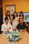코피아 태국센터 연구원들