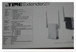 IPTIME EXTENDER2 무선AP기능 공유기 - 개봉기