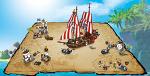 레고 해적 시리즈 2015 신제품 - 해적선과 정부군요새등