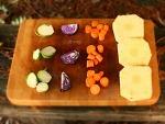 유명의사의 처방 항암쥬스와 영양 듬뿍 빈대떡