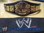 WWE 언디스퓨티드 챔피언쉽 미니 벨트