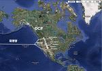 OCP (Overland Common Point : 미내륙운송공통지점)  :: 대륙간선항로 -7