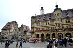 독일 로맨틱가도 중세도시 로텐부르크(Rothenburg) 1