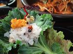 을왕리 맛집 미송 쌈정식 맛! 서울 근교 여행지