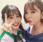 홍진영 인스타그램 전소미