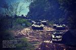 육군 20 기계화사단 기동 및 화력시범