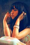 홍대여신 싱어송라이터 루시아