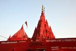인도여행- 바라나시 두르가 사원(Durga Temple), 거리 풍경