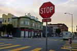 샌프란시스코, 케이블카의 노선을 따라 걷다.(파웰역-피어39)