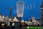 짤츠캄머굿 지역의 크리스마스 마켓, Weinachtenmarkt 바이낙턴막트,