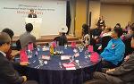 2017 국제인삼교역전 수출상담회 만남의 장 행사