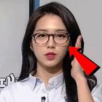 강지영 아나운서 안경 브랜드는 어디?