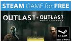 9/22 스팀 PC 게임 한시적 무료 강월드 기묘한 게임 OUTLAST Deluxe FREE Steam