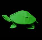 어려운 종이접기 거북이