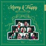 TWICE - Merry & Happy Lyrics [English, Romanization]