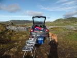 [노르웨이생활/노르웨이여행] Hardanger vidda 캠핑 여행
