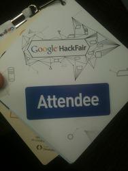 Google Hackfair 행사 후기