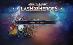 마이트 앤 매직 : 크래쉬 오브 히어로즈 (Might & Magic : Clash of Heroes)