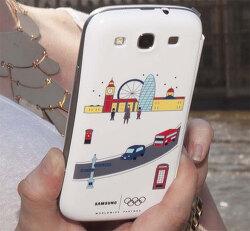 갤럭시 S3 스페셜 에디션 올림픽 플립커버