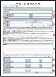[박장군의 창과 방패] 임대차 계약서