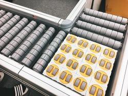 [글로벌 물류스타트업백서]아반콘, 컨베이어에 파격을 가하다