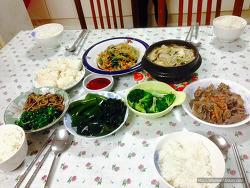 해외생활하면서 한식을 먹지 않으면 안되는 5가지 이유