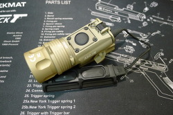Surefire M720V-TN LED Weapon Light