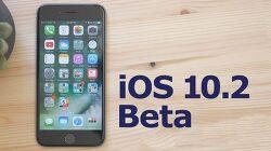iOS 10.2 베타4 IPSW 다운로드 링크 및 iOS 10.2 퍼블릭 베타4 업데이트 방법