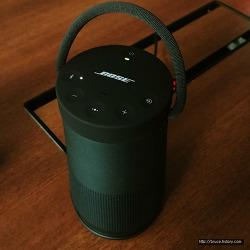 보스 블루투스 스피커 리볼브+ 스테레오 간단 후기 (bose soundlink Revolve+ stereo)