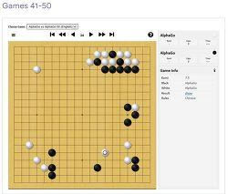 알파고 vs 알파고 50경기 기보 / AlphaGo vs AlphaGo self play games