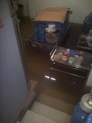 자카르타 홍수 대비에 들어갔습니다.