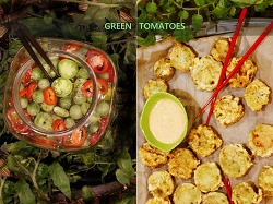 알뜰살뜰요리, 그린토마토 저장하고 먹는 방법 두가지