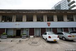 [탄자니아] 다르에스살람 숙소, 와이엠씨에이 호스텔(YMCA Hostel)