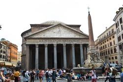 로마여행] 신을 위한 신전 판테온 Pantheon