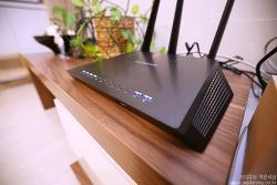 고성능 공유기 넷기어 R7000 무엇이 다를까? 기가비트와이파이공유기 NETGEAR R7000