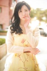 한복을 입은 그녀 :) MODEL: 연다빈 (7-PICS)