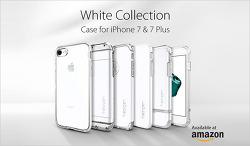 [루머] 슈피겐의 수상한 아이폰 7 화이트 컬렉션… 하얀색 아이폰 나오나?