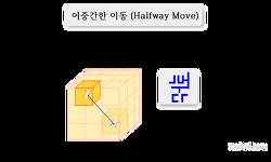 동글(Dongul) - 멀티박스: 어중간한 이동(Halfway Move)