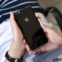 아이폰6s 를 아이폰7 제트블랙 처럼 바꿔주는 케이스?