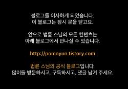 [공지] 블로그 이사했습니다.  이제 여기로 pomnyun.tistory.com 오세요.