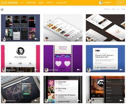 유아이스푼(UI Spoon), 모바일 디자이너 및 기획자 위한 UX 스터디 공간