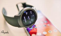 안드로이드웨어 2.0 탑재 LG 워치 스포츠 후기
