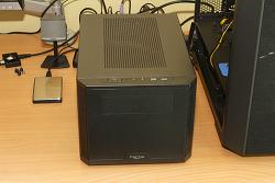 ITX 조립 PC 기가바이트 B150N fractal design core 500