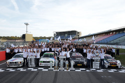 BMW in the DTM: Twelve seasons, 64 wins and countless highlights.