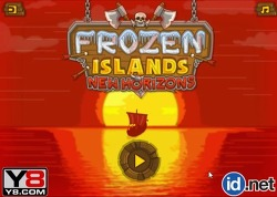 바이킹 전쟁게임 Frozen Islands : New Horizons